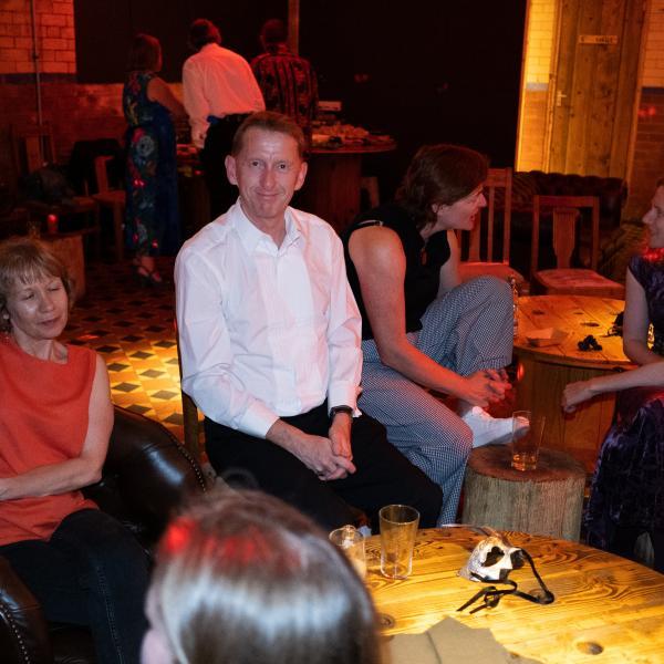 Masquerade ball at Micklegate Social in York 3