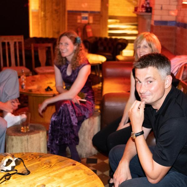 Masquerade ball at Micklegate Social in York 2