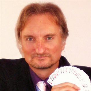 Martin Waring - Magician based in York